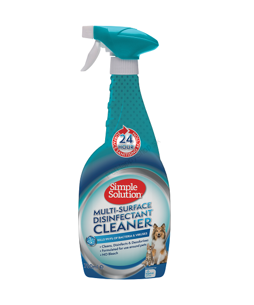 Multi-Surface Disinfectant Cleaner - dezinfekčný prostriedok 750 ml