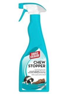 Simple Solution Chew Stopper - Prípravok proti okusávaniu - sprej 500 ml
