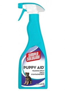 Simple Solution Puppy Aid - Sprej na nácvik hygieny 500 ml