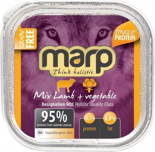 Vanička marp Mix Lamb + vegetable 100 g
