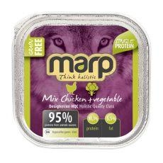 Vanička marp Mix Chicken + vegetable 100 g