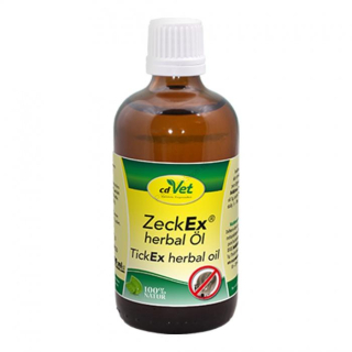 Olej ZeckEx Herbal 100 ml